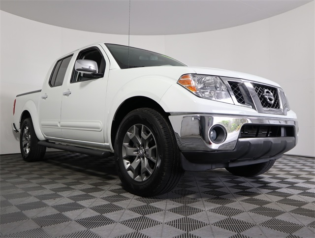 Pre Owned 2016 Nissan Frontier Sl